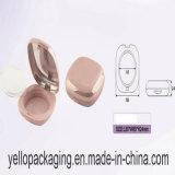 Kosmetische verpackende kosmetische Behälter-Kunststoffgehäuse-leere Augenschminke-Palette