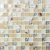 Glas van het Kristal van de Kleur van de mengeling het Ceramische voor de Tegel van het Mozaïek (BR23H2)