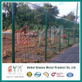 溶接された網Fence/3Dの庭の金網の塀のパネルを曲げる3D