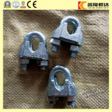 DIN741 Galvanzied malléable Wire Rope Clip