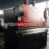 Blatt-verbiegende Maschine des Metall160ton mit dem 3m Tisch