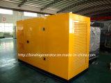 Generatore silenzioso/insonorizzato del gas naturale LPG/CNG/LNG