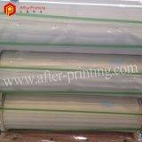 Горячие пользы штемпелюя фольги широко для пластмассы