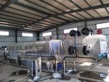 Cestos de plástico de volume automático Industrial Limpeza Caixa de máquina de lavar roupa