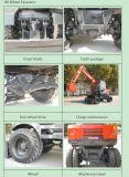 2016 Escavadoras De Rodas Hot Sale Usadas
