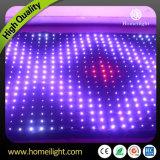 2*4m RGB LED videovorhang mit videoeffekt