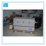 elektrische Zonen-aufgeteilter Gefäß-Ofen der Labor1200c Wärmebehandlung-drei