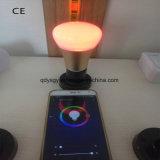 7W 알루미늄 쉘 WiFi 지능적인 RGBW LED 전구