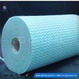 Hot Sale Coloré Spunlace Non Woven Wipe Rolls