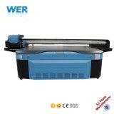 세라믹 /Glass/Wood를 위한 큰 체재 UV LED 도형기 UV 인쇄 기계