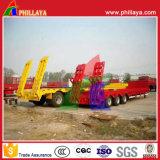 3-4 dos eixos do caminhão resistente baixo da base reboque Semi
