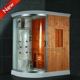 De de multifunctionele Douche en Sauna van de Stoom combineren Zaal (SR612)