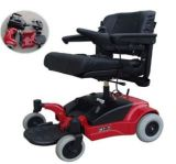 Disabled T408A-Redのための電気Wheelchair