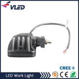il lavoro di 10V-30V 40W LED illumina l'indicatore luminoso fuori strada del punto del crogiolo di lampada 4X4