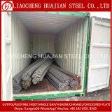 barras de hierro deformidas HRB400 de la barra de acero del 12m para la construcción