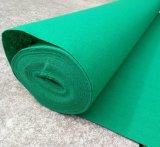 最も普及した多彩な現代100%年のPolyseter Non-Woven展覧会のカーペット