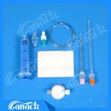 В сочетании Epidural Canack производит - Комплект для позвоночника анестезии мини-Pack