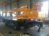 中国の構築機械10tonトラックのクレーン車のトラッククレーン価格