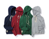 OEM Men Cotton Hoodie Sweat à capuche plaine pour homme
