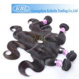 Оптовые волосы объемной волны волос 8A норки бразильские
