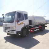 10ton FAW 4X2 가벼운 석유 탱크 트럭 5000 리터