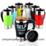 12 oz tasse à café d'agitation automatique