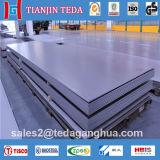 DIN 316 430/304 feuille 5mm d'acier inoxydable profondément