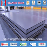 DIN 316 430/304枚のステンレス鋼シート5mm厚く