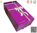 Boîte à chaussures en papier / boîte à chaussures en papier avec tiroir (mx-105)