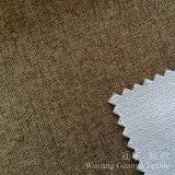 Le linge de maison regarder et toucher tissu 100 % polyester pour canapé