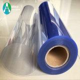0,35 мм толщины прозрачных ПВХ для упаковки в блистерной упаковке зубной щетки