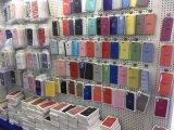 Iphonexのための柔らかい元の柔らかい液体のシリコーンの電話箱を収容する電話カバー携帯電話