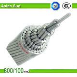 Obenliegende AAC/AAAC/ACSR/Acar entblössen Leiter-elektrisches Kabel