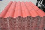 Teja de techo reforzada con PMMA de PVC reforzado con fibra de vidrio
