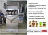 Erdnuss-Verpackungsmaschine in den Beuteln für 1-5kg