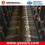 Unità di trattamento preparatorio della superficie di metallo (tipo del serbatoio del TUFFO)