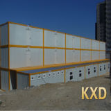 Muiti Storey Camp Container with Ce Certification