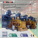 Une grande efficacité 500kw 1MW générateur de gaz naturel/générateur de méthane usine avec ce approuvé ISO