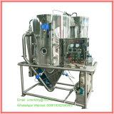 Secador de aerosol para secar Spirulina en polvo