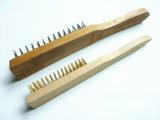 Função de polimento Pincel de escova de arame de aço