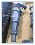 採鉱設備の効率的な排水のハイドロサイクロン
