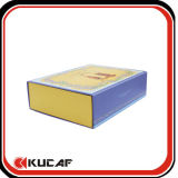 Kundenspezifisches Zeichen-faltbarer Papierverpackungs-Kasten