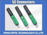 La KOC Original connecteur SC optique rapide de l'APC