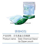 Täglicher Gebrauch-chemische Produkte, die Beutel verpacken