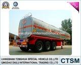 Acier au carbone Tanker essence / carburant Trailer SGS CCC certifié ISO