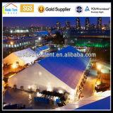 Tente en aluminium de courbe de chapiteau de mariage d'usager extérieur d'événement