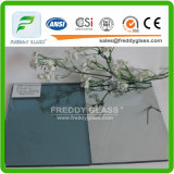 glace r3fléchissante en verre en verre de bronze d'euro de 6mm/guichet/construction