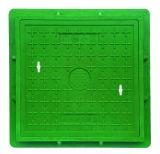 Bs EN124 Composite Manhole Cover (capa diâmetro 500 * 500)