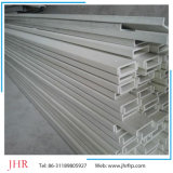 低価格のガラス繊維はシリーズ、Pultruded FRPの製品、FRPのプロフィールの側面図を描く