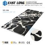 Engineered Quartz artificielle de la pierre pour les dalles de quartz poli avec SGS/Homologuée CE